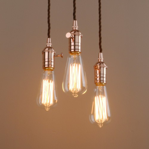 industrial cluster pendant lighting # 37