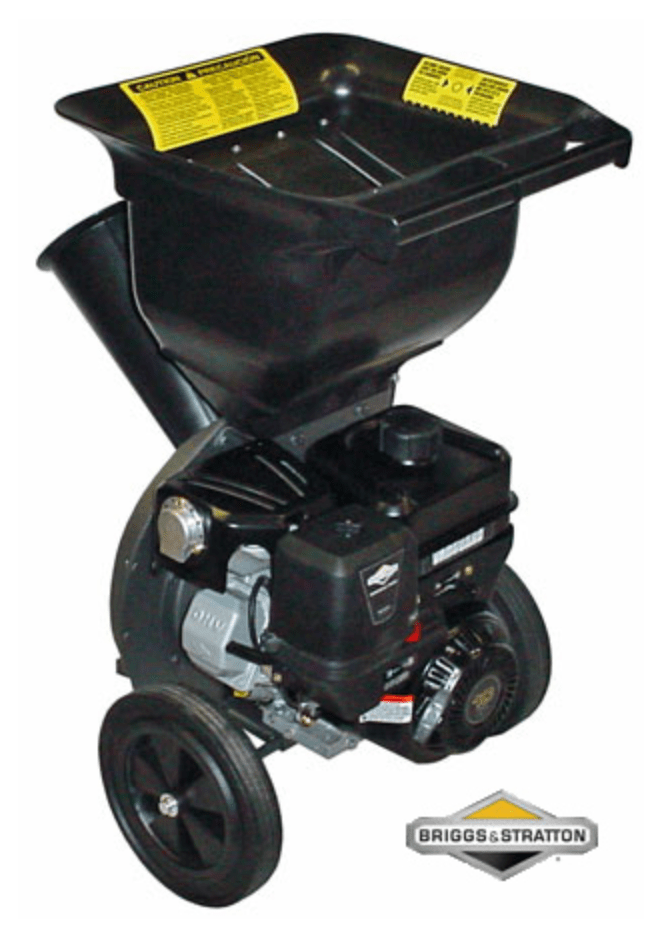 Electric Wood Chipper Leaf Shredder