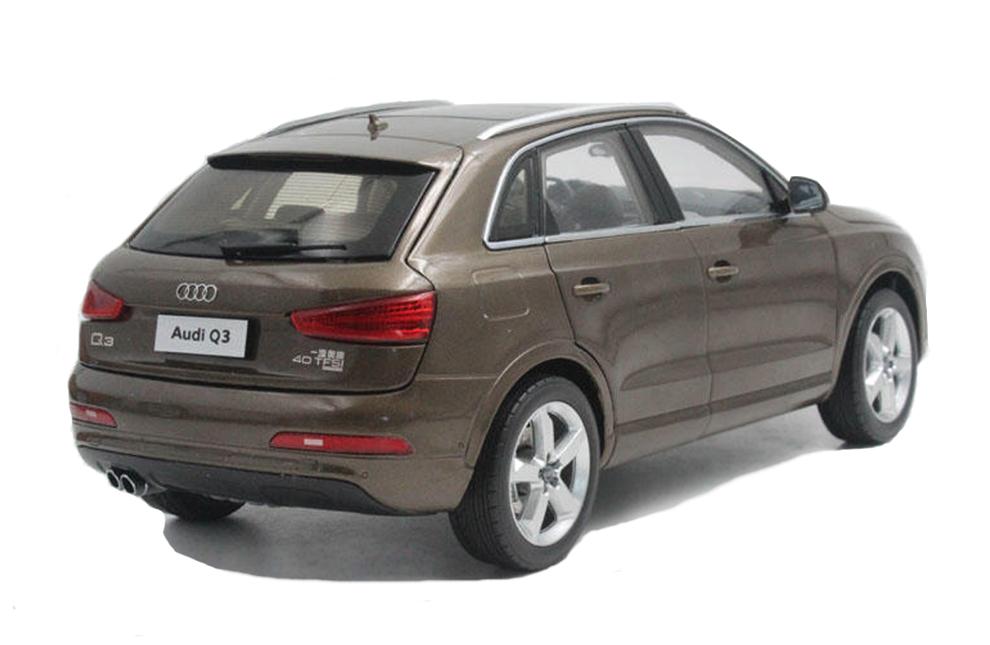 Audi Q3 2014 1 18 Scale Diecast Model Car Wholesale