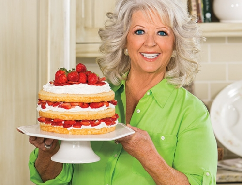 Shortcake Strawberry Paula Deen