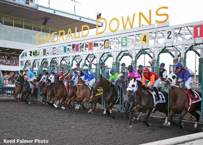 Emerald Downs Announces 70 Day Racing Season In 2017
