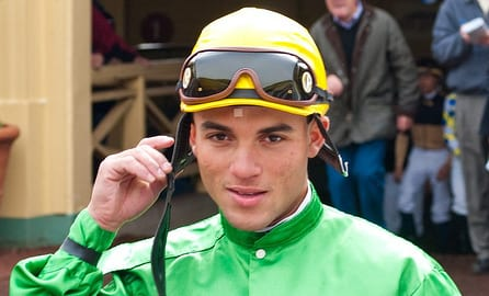 Joel Rosario From Baseball Player To Derby Jockey Horse