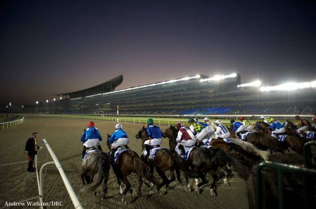 California Chrome Frosted Keen Ice Headline Dubai World