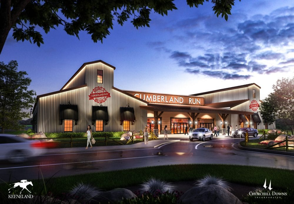 Churchill Downs Keeneland Partnering On Two New Gambling