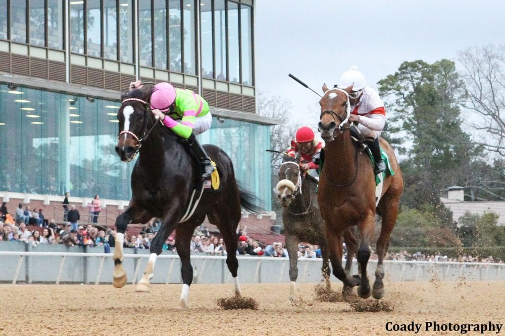 Next Start Plans Undetermined For Undefeated Amy S