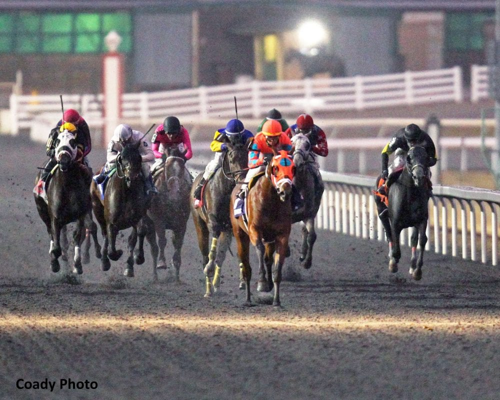 Favored Somelikeithotbrown Gives Maker Fifth Jeff Ruby