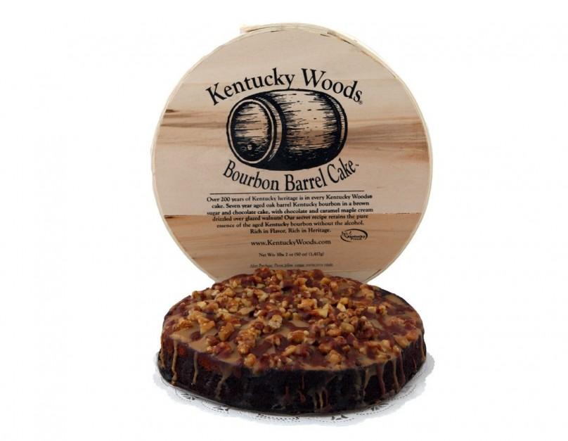 Kentucky Woods Bourbon Barrel Cake Paul S Fruit
