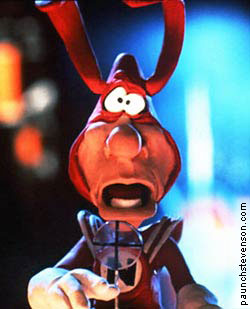 The Noid The Paunch Stevenson Show