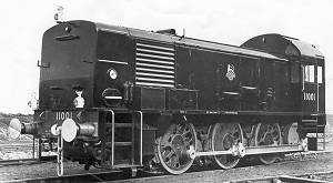 Paxman And Diesel Rail Traction