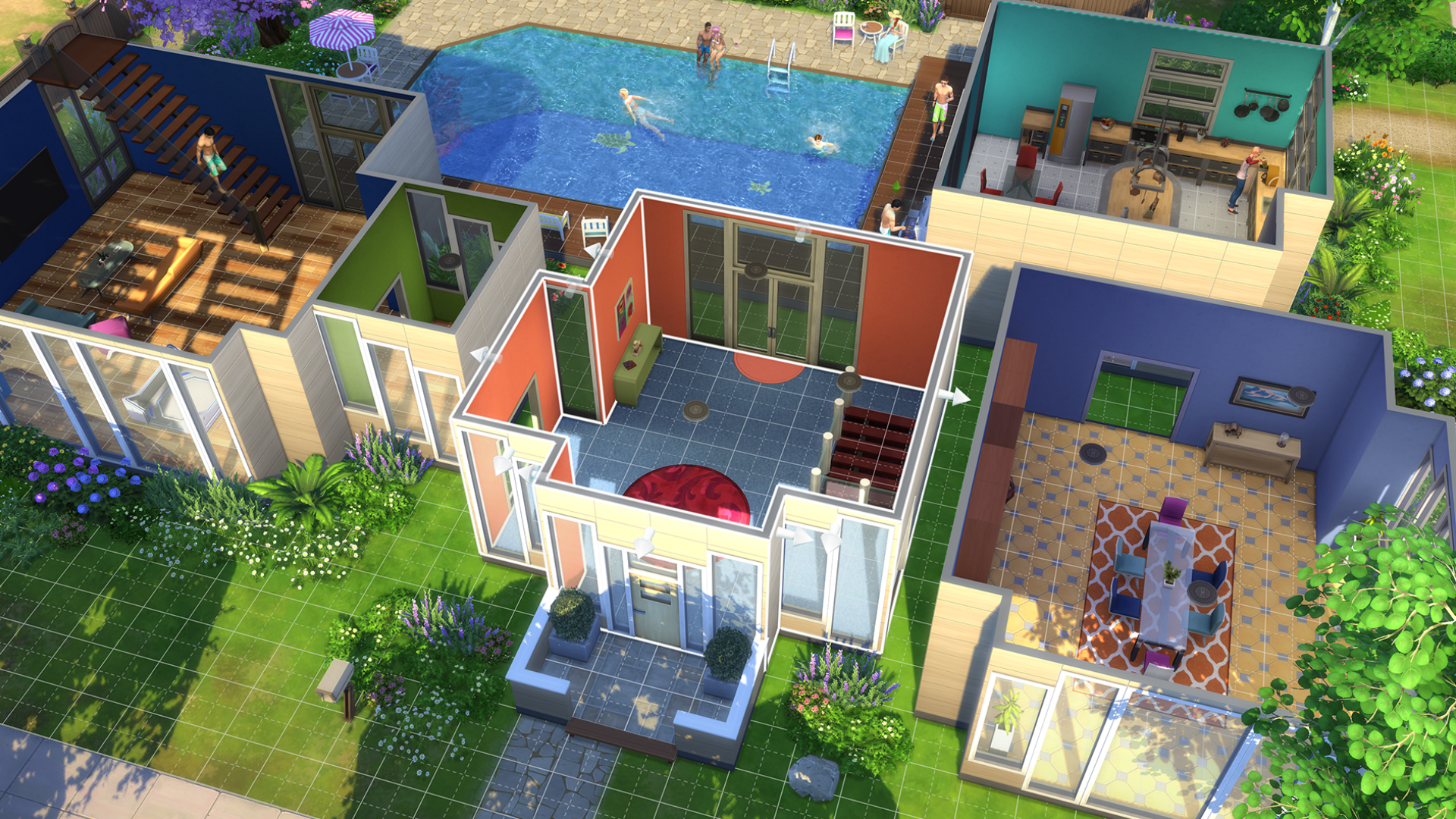 The best building games on PC   PCGamesN The Sims 4