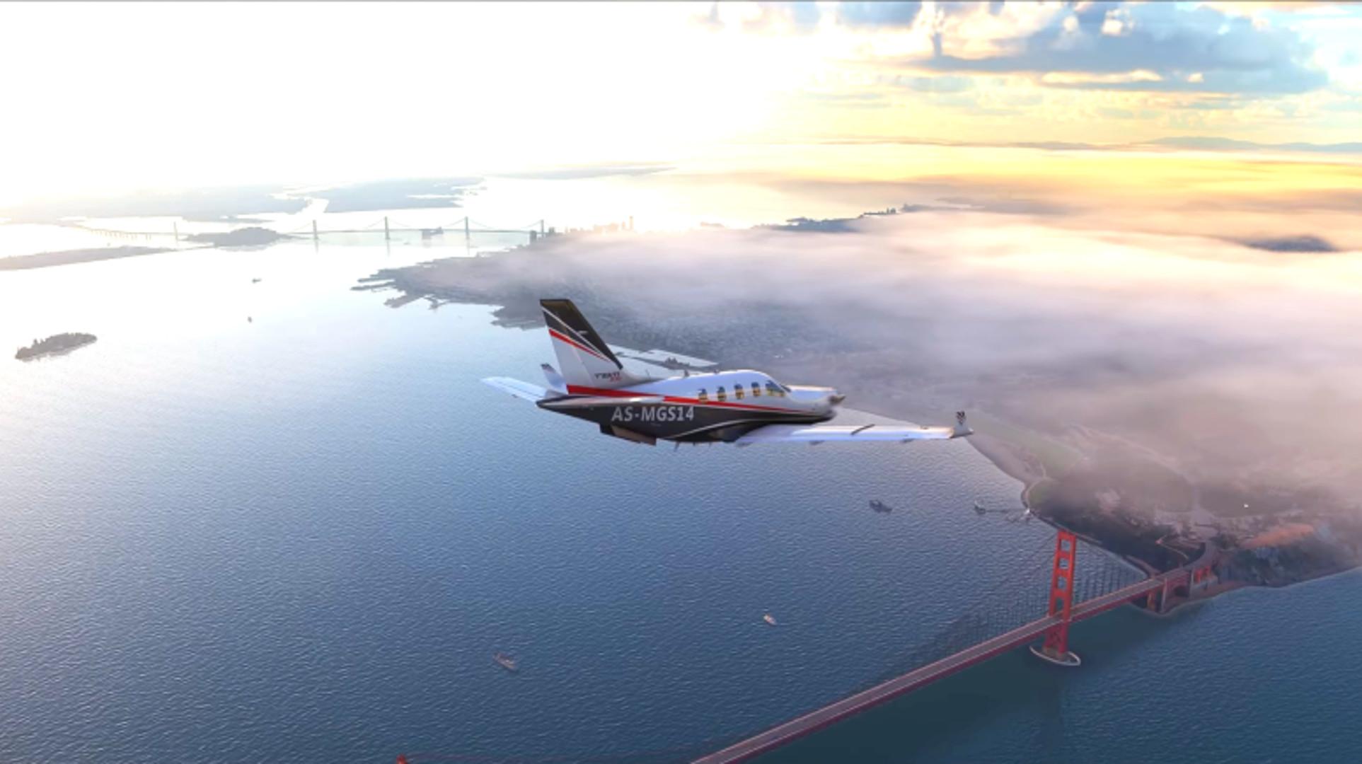 ms flight sim - HD1925×1080