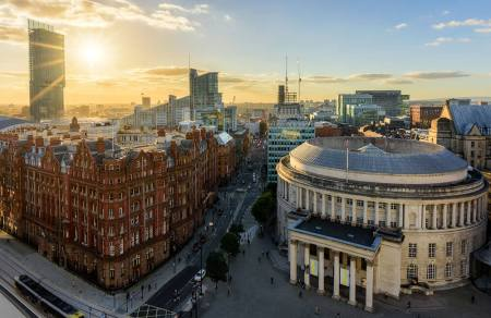 Manchester, England, Buzzing With New Ideas, Innovations