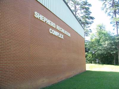 Shepherd Rec Center Disc Golf Course | Professional Disc ...