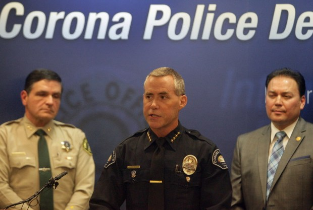 Corona Police Department