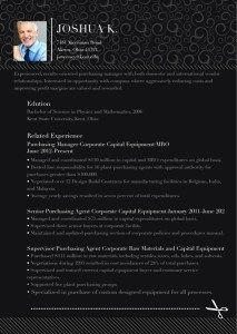 Resume Templates   Samples     Design Resume from free Templates     resume templates and samples      black resume templates and samples