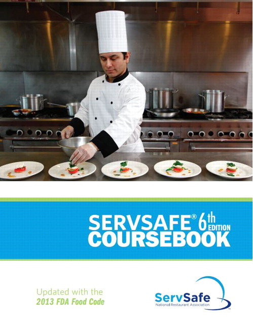 Exam Management Safety Food Certification