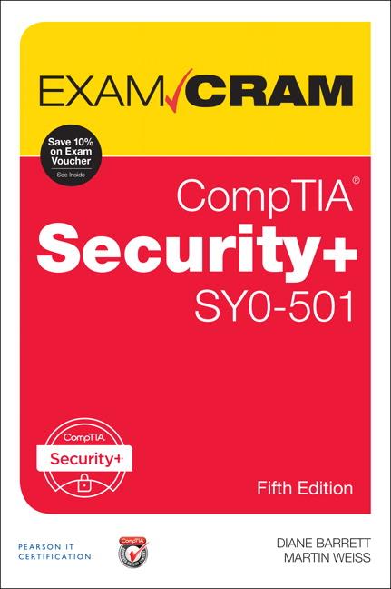 Security Plus Exam Cram
