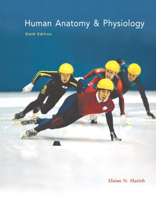 Anatomy And Physiology Book Marie