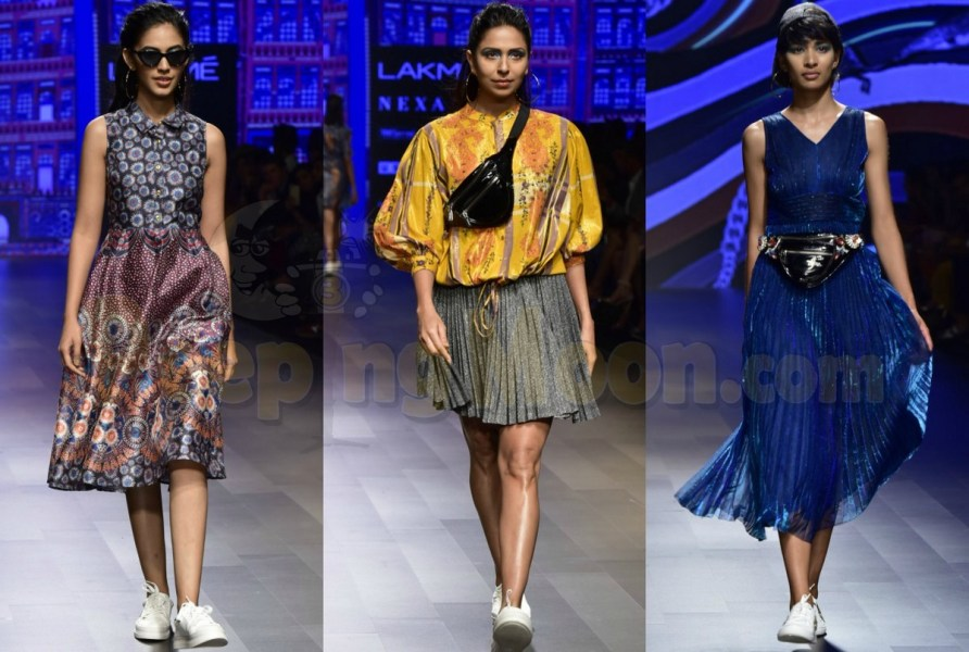 Lakm     Fashion Week 2018  A Look At Ritu Kumar s Collection Ace
