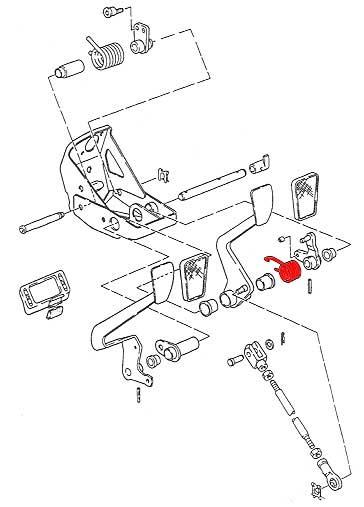 Peterbilt 587 Clutch Linkage Diagram