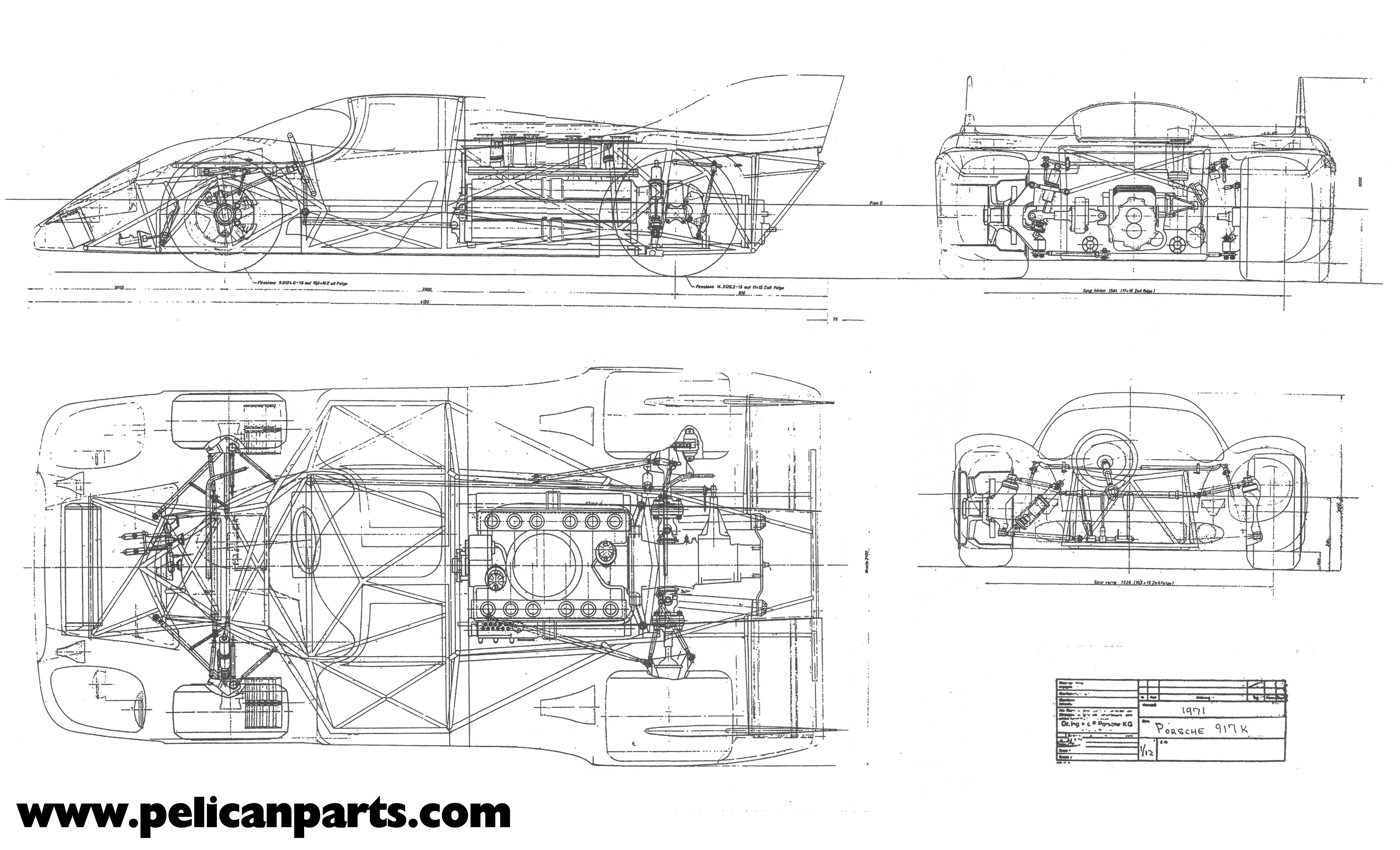 Small Engine Schematics Drawings