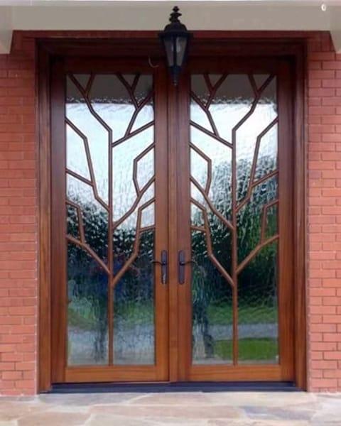 5 Beautiful Front Entry Doors