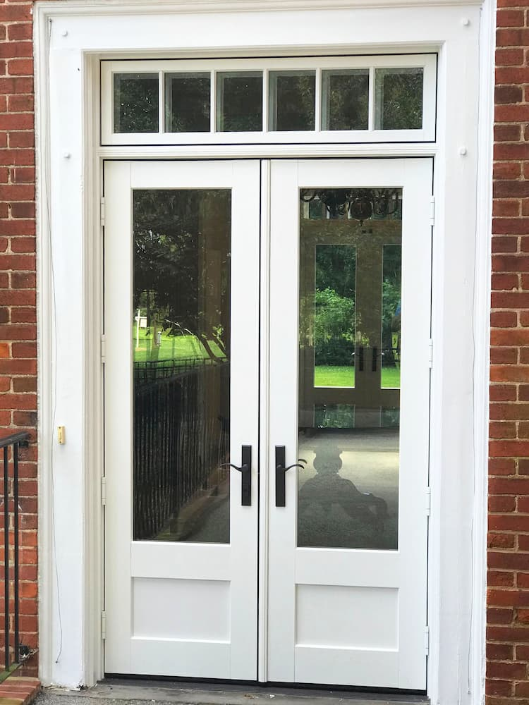 Architect Series Reserve French Doors Restore Historic