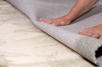 The Three Types Of Carpet Installation   Stick On Stair Runners   Steel Gray   Bullnose Carpet   Stair Riser   Area Rugs   Non Skid Carpet