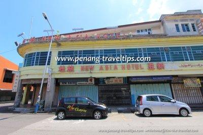 New Asia Heritage Hotel, Kimberley Street, Penang