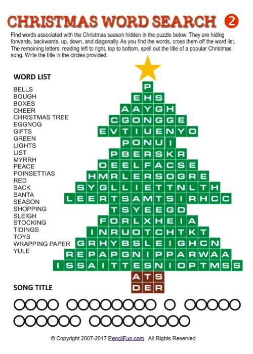 Christmas Lights Tree Shape