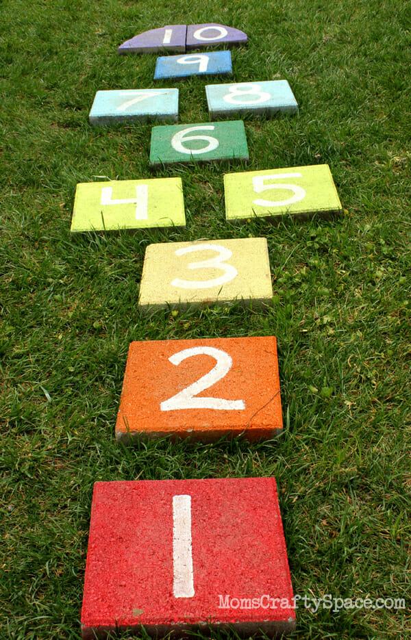 Easy Make Yard Games