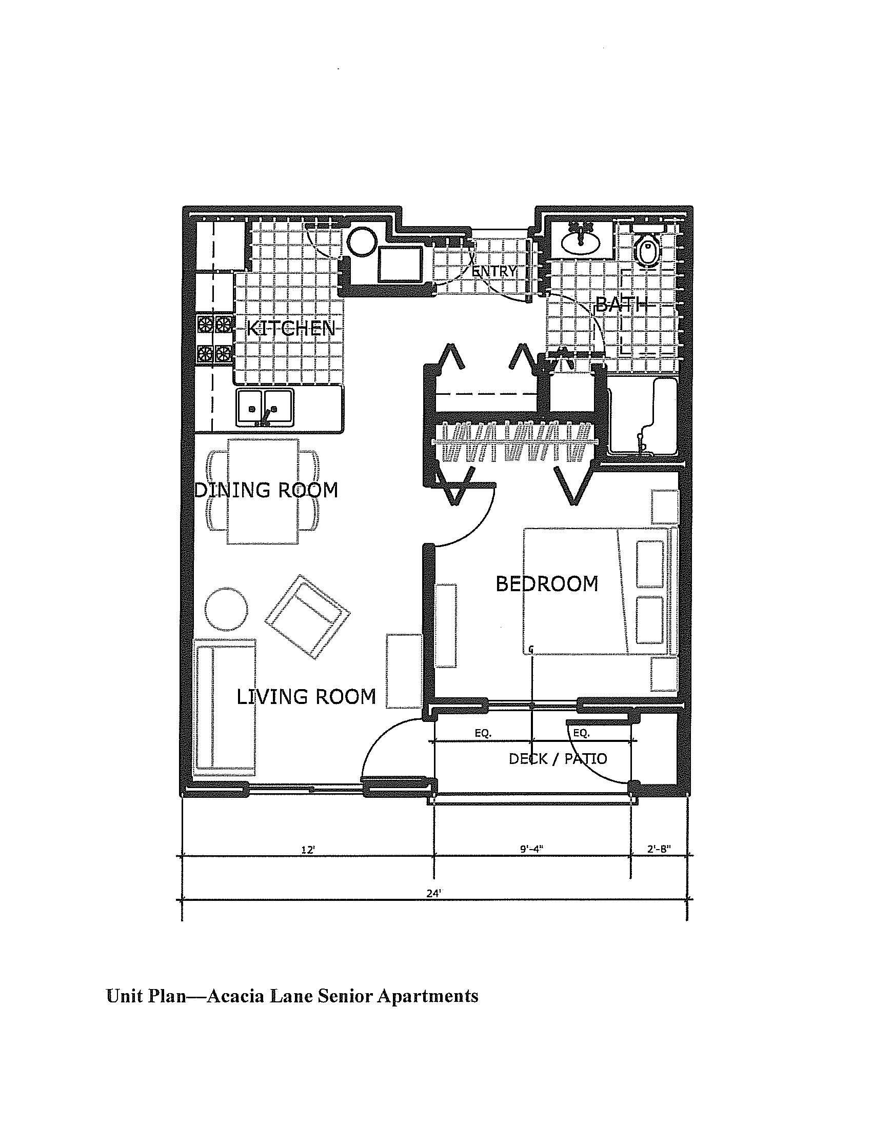 Program Design Kitchen Layout