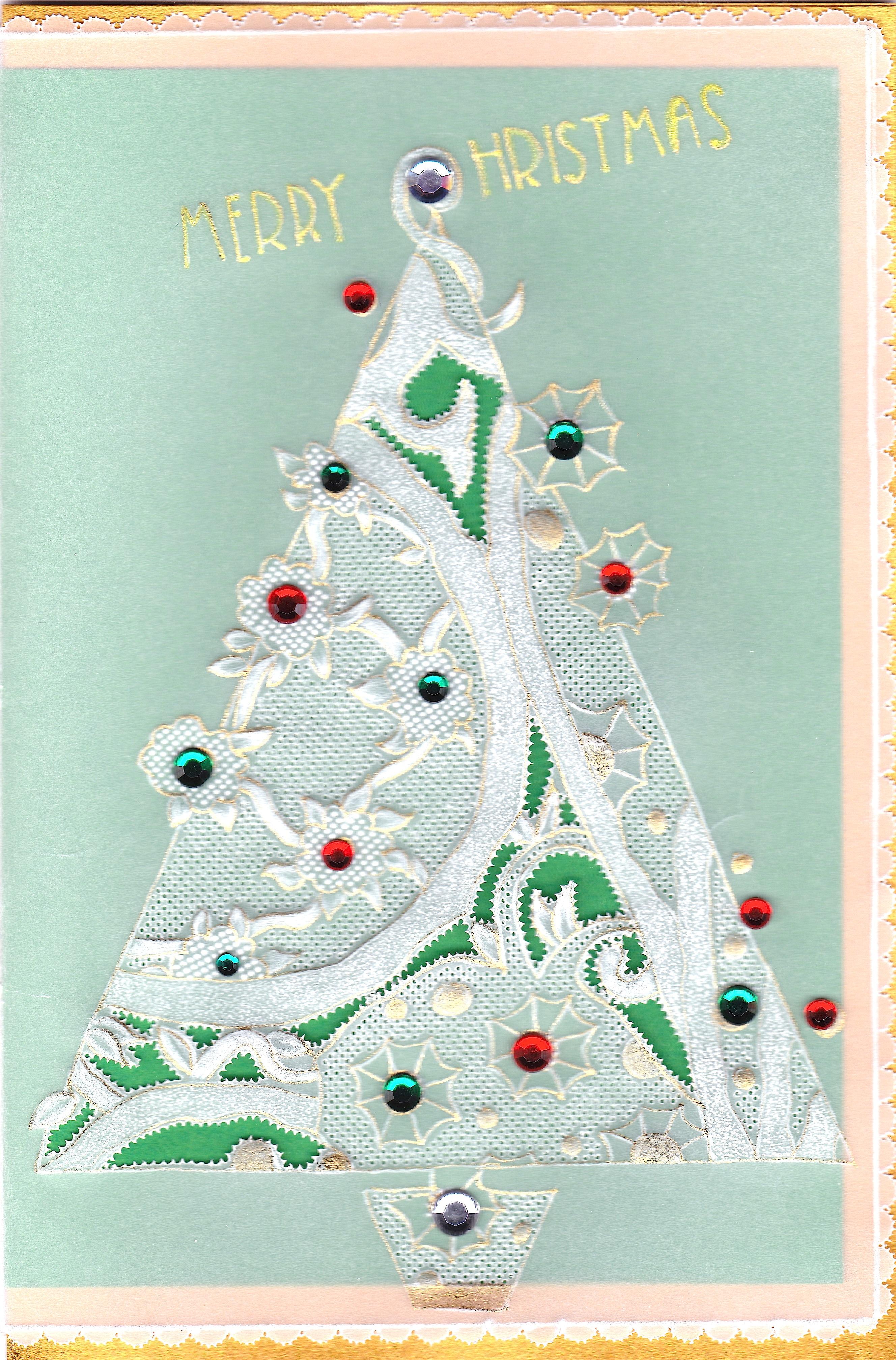 Simple Christmas Card Ideas