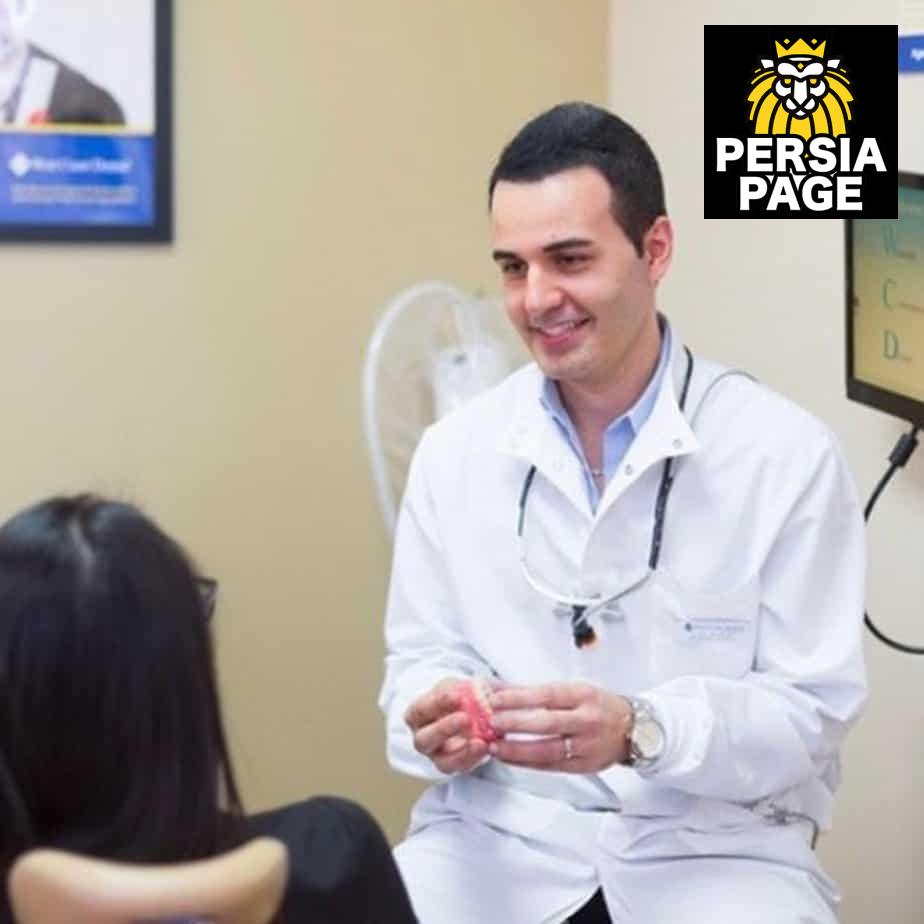 Iranian Cosmetic Dentist In Los Angeles