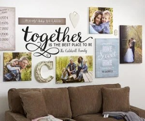 Personalized Wall Art   PersonalizationMall com Custom Wall Art