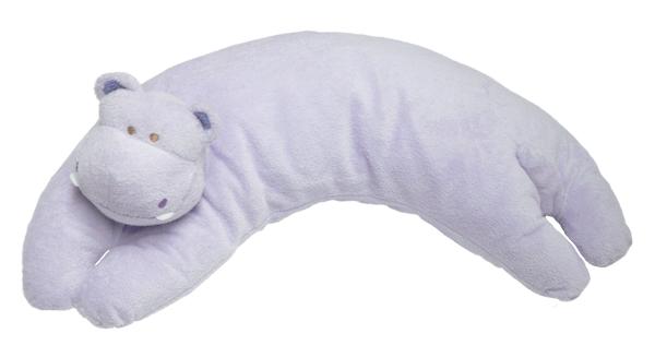 Angel Dear Purple Hippo
