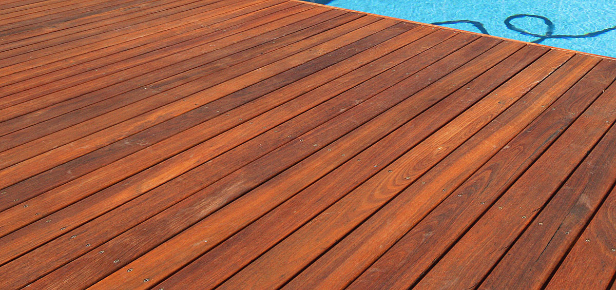 Timber Decking Ideas