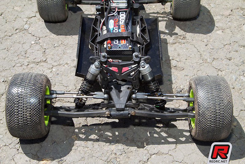 Independent Front Suspension 25 1 Scale