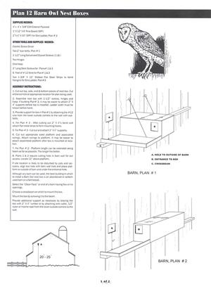 Wildlife Home Plans