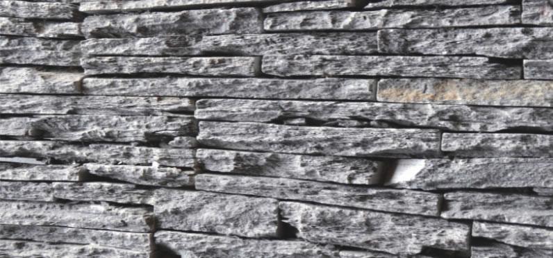 Stacked Stone Cladding