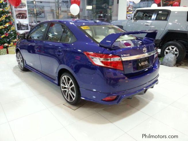 New Toyota Toyota Vios Trd 2015 Toyota Vios Trd For Sale