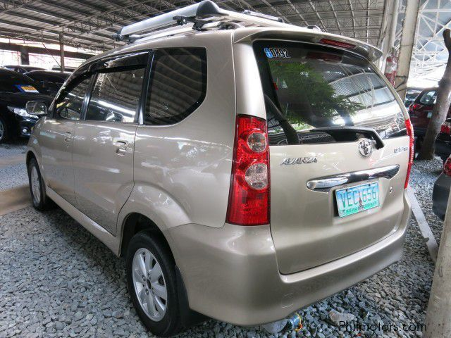 Used Toyota Avanza 2008 Avanza For Sale Pasay City