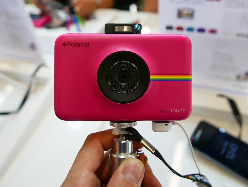 Polaroid Snap Touch Camera Hands On Photos Photography Blog