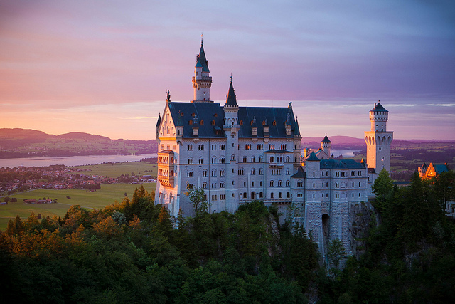 20 Pictures Of King Ludwig Ii S Fairy Tale Castles