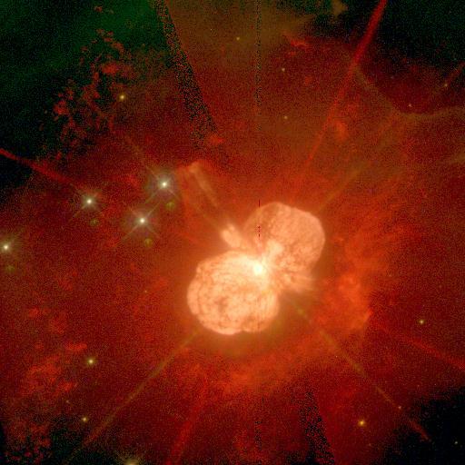 Eta Carinae Homepage Umd