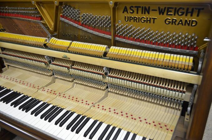 Astin Weight Upright Piano Grand Pianos Mid America Piano