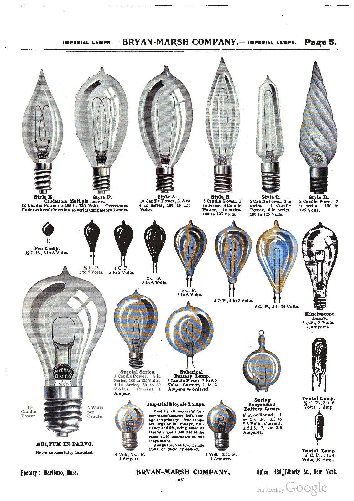 New Ge Light Bulbs