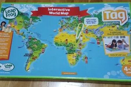 Leapfrog interactive world map 4k pictures 4k pictures full hq leapfrog tag interactive maps bundle sam s club leapfrog tag interactive maps bundle interactive world map amazon best of amazon leapfrog leapreader gumiabroncs Gallery