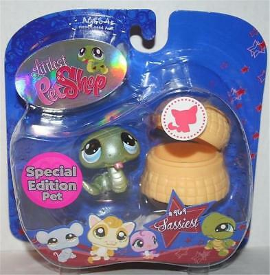 littlest pet shop hasbro # 56