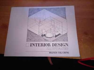 INTERIOR DESIGN ILLUSTRATED by Francis D  K  Ching  Corky Binggeli     Interior Design Illustrated by Francis D  K  Ching  Corky Binggeli   Paperback